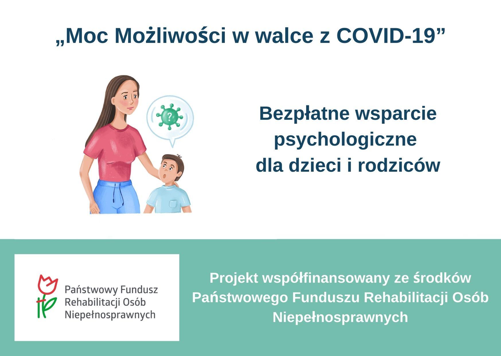 Moc Możliwości w walce z COVID-19